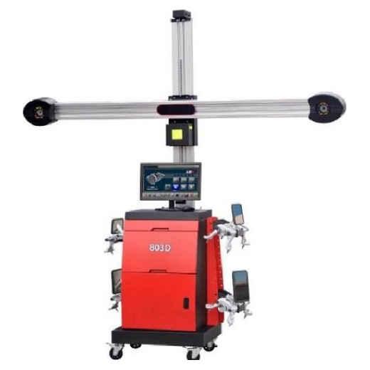M&B SNIPER 803D wheel alignment machine