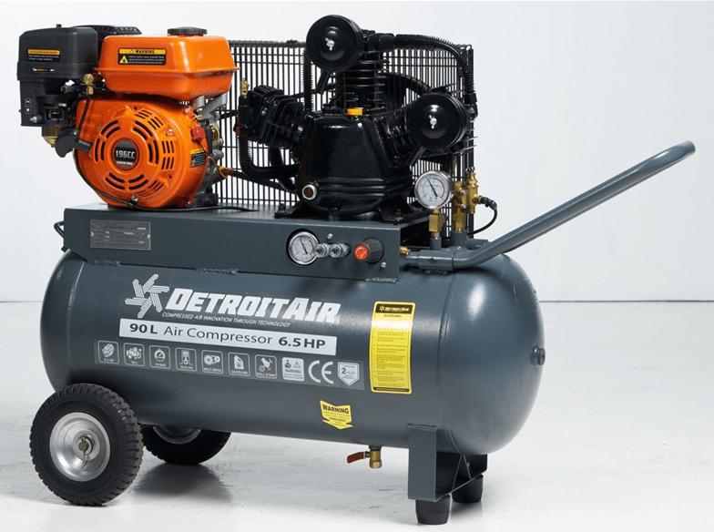 Petrol Compressor 6.5HP