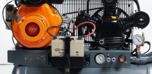 Electric Start Diesel