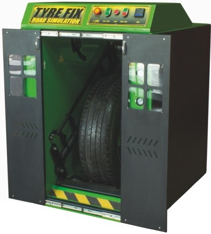 Atek Tyre Fix Road Simulator