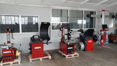 CPG Equipment