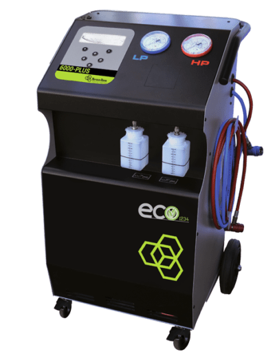 Brainbee Ac 6000 Eco 1234 Aircon Machine