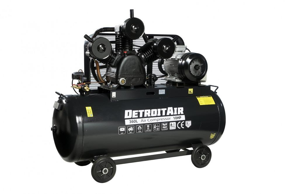 Detroit Piston Compressor