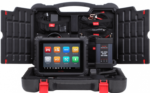 autel maxisys ms909 with case