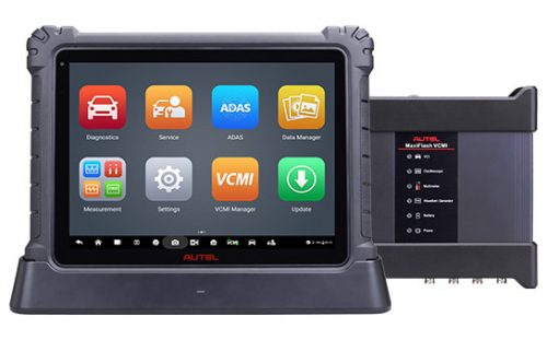 autel maxisys ultra with vcmi module